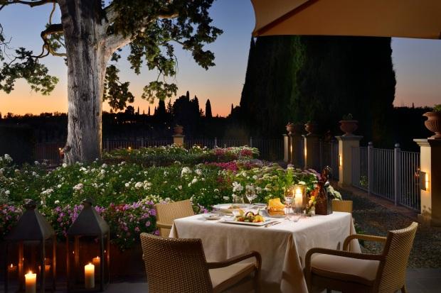 Castello del Nero - jantar romantico M
