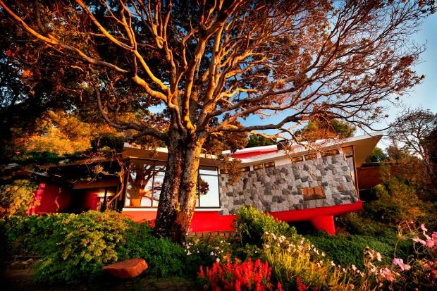 Edificio Principal_Hotel Antumalal Pucón Chilemd