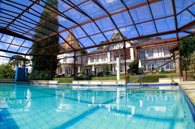 Hotel Vila Inglesa - Piscina - M
