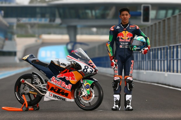 Red Bull Rookies Cup, Jerez test 2018